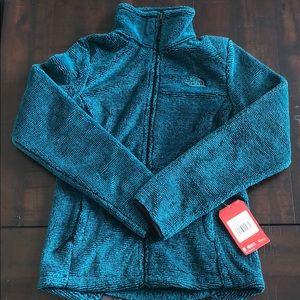 North Face Zipup Jacket